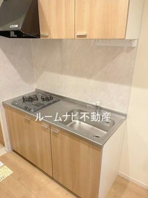 【キッチン】テラス駒込