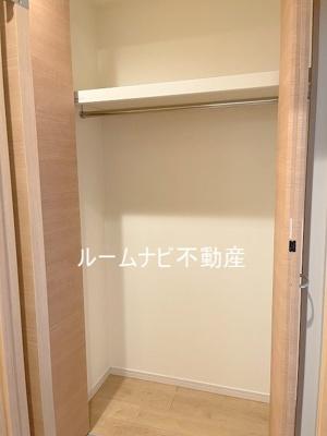 【収納】テラス駒込