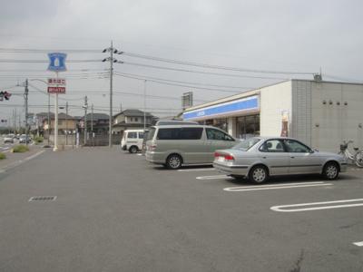 ローソン本庄寿2丁目店まで413m
