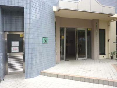 【エントランス】ドミール北新宿