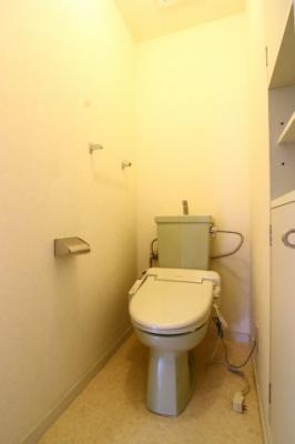 【トイレ】グリーンパレス塩屋