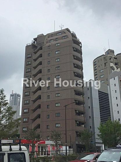 【外観】パレ・ソレイユ西新宿
