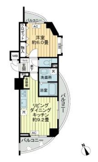 パレ・ソレイユ西新宿
