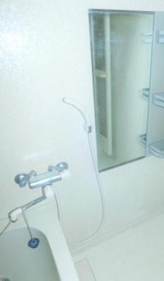 【浴室】パレ・ソレイユ西新宿