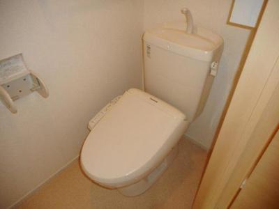 【トイレ】アポロニア ポート