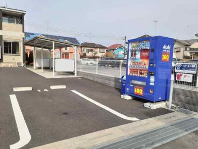 【駐車場】グランテージ成田