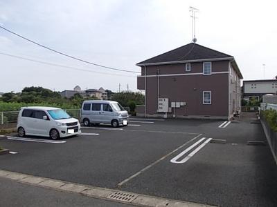 【駐車場】グリシーヌⅢ