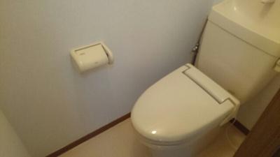 【トイレ】グリシーヌⅢ