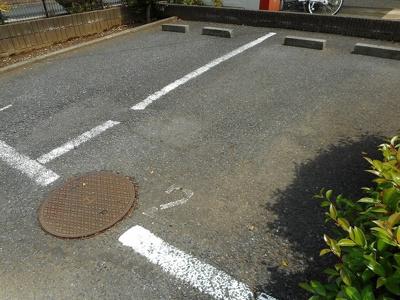 【駐車場】エスカージ