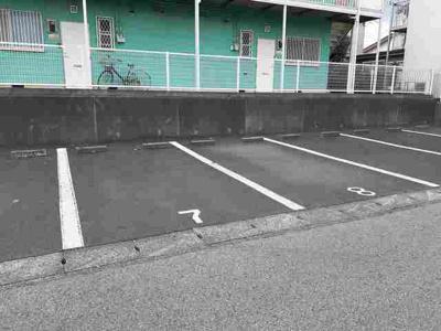 【駐車場】グリーンハイム清宮