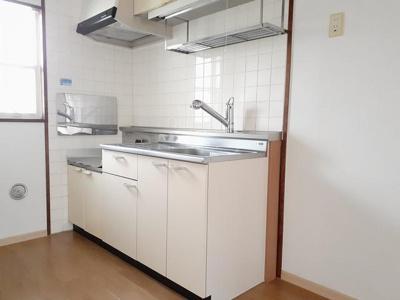 【キッチン】グリーンハイム清宮