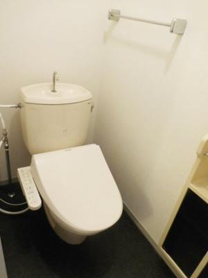 【トイレ】グリーンヒル小金台