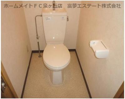 【トイレ】コスタルーチェ