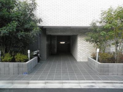 【エントランス】イーストランド日本堤