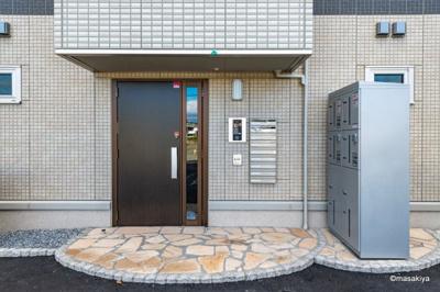 【エントランス】仮)D-room若里7丁目