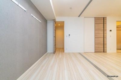 【居間・リビング】仮)D-room若里7丁目