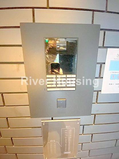 【セキュリティ】ザ・パークハビオ中野新橋