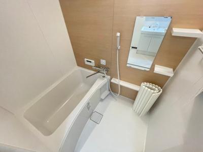 【浴室】ユニライフ明石魚住