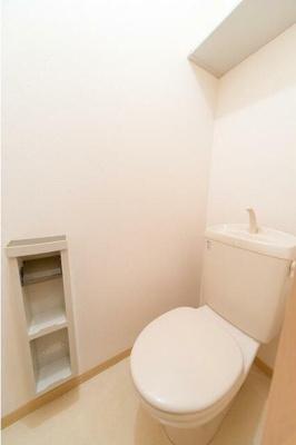 【トイレ】サニーコート共和