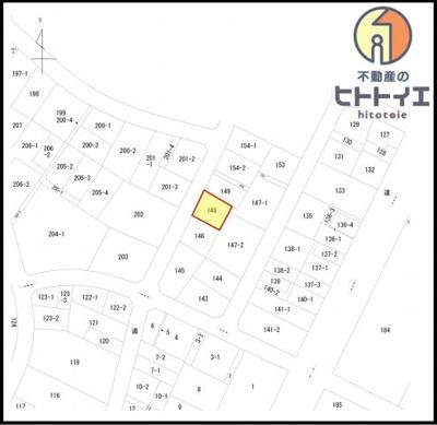 【地図】サニーヒル西新