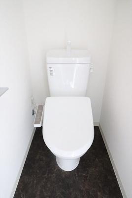【トイレ】コンフォリア台東根岸