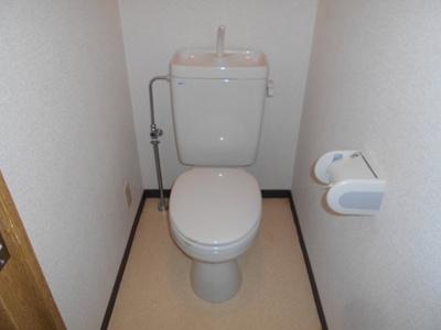 【トイレ】パインアベニュー