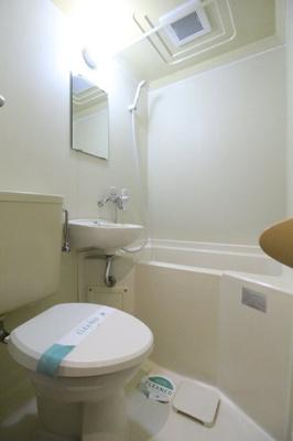 【浴室】メイツ井荻