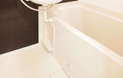 【浴室】ルーブル渋谷初台弐番館