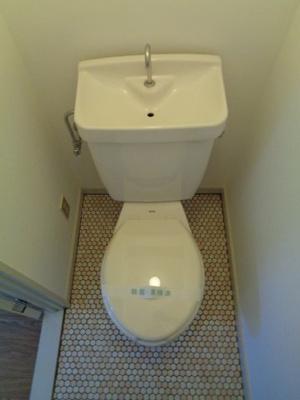 【トイレ】ドミール大興Ⅰ