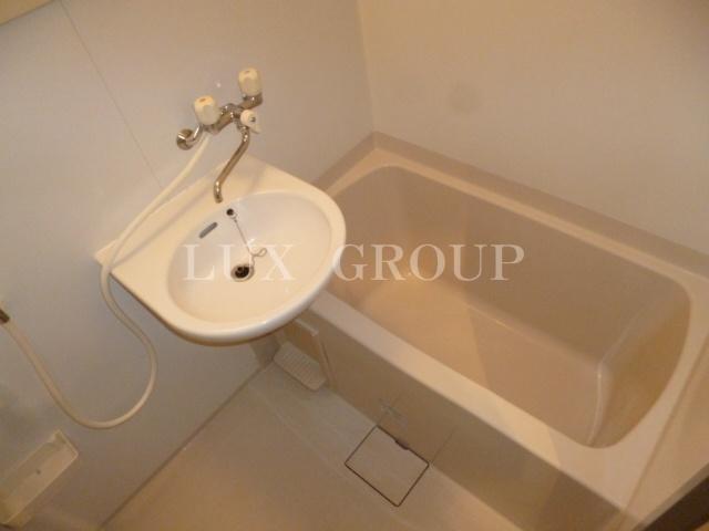 【浴室】リヴイン国立