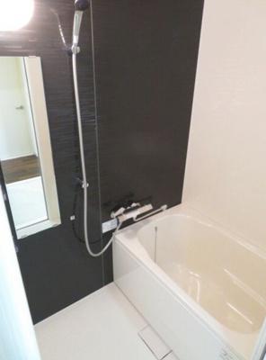 【浴室】ハイツ稲熊