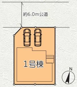 【区画図】柏市船戸