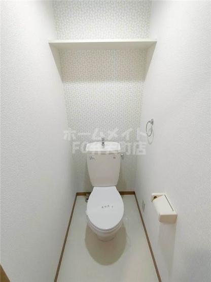 【トイレ】パルケ