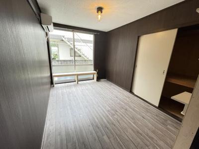 【寝室】リバーコート玉川学園