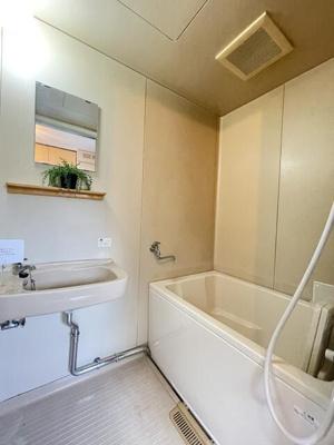 【浴室】リバーコート玉川学園