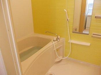 【浴室】グランペール古賀Ⅲ B