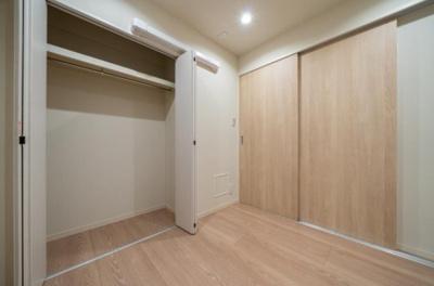 玉川スカイハイツの洋室です。