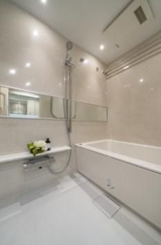 玉川スカイハイツのお風呂です。