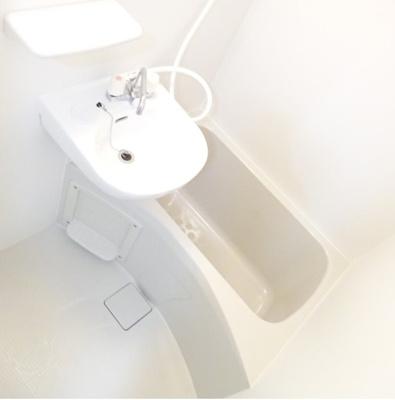 【浴室】アクロコート西巣鴨