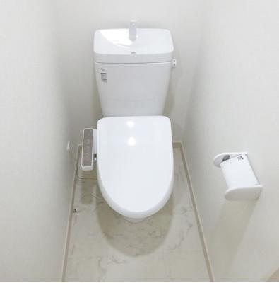 【トイレ】アクロコート西巣鴨