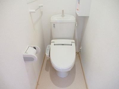 【トイレ】サン クレメントB