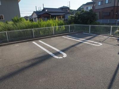 【駐車場】ルヴェ・デュ・ソレイユⅡ