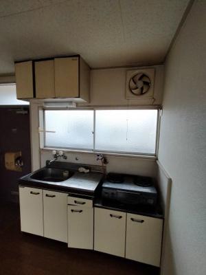 【キッチン】コーポフミ
