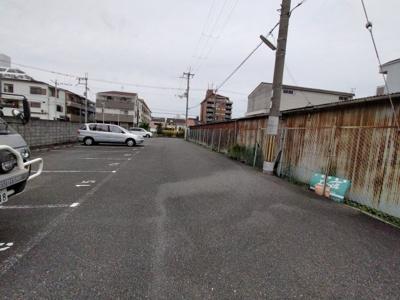 【駐車場】コーポフミ