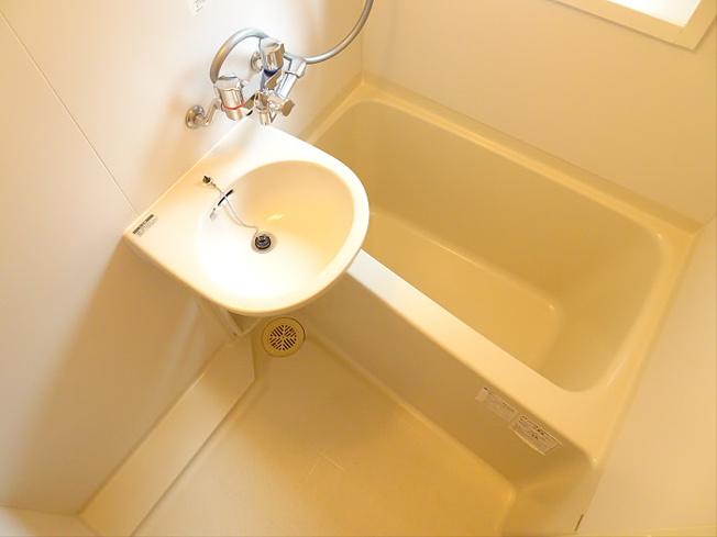 【浴室】アベリア明大前