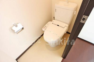 【トイレ】エムディーアイ三国コート