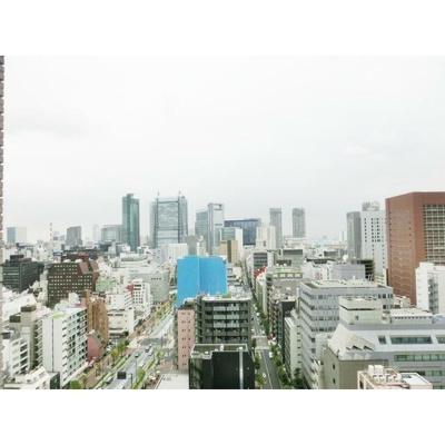 【バルコニー】愛宕ビューアパートメント