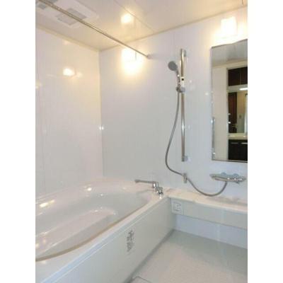 【浴室】愛宕ビューアパートメント