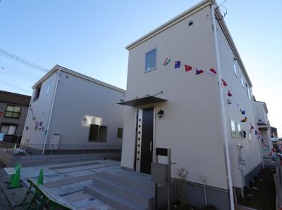 1号棟完成予想図です:三郷新築ナビで検索♪