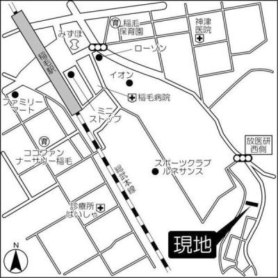 【地図】メゾン・ルミエール